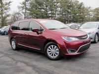 Check out this 2017 Chrysler Pacifica Touring-L. Its