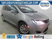 2017 Gray Chrysler Pacifica Touring L  Priced below KBB