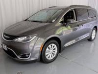 Pacifica Touring L W/Navigation, Chrysler Certified,