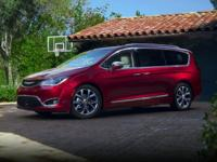 Pacifica Touring L, Chrysler Certified, and 4D