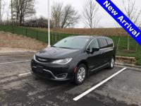 2017 Chrysler Pacifica Touring L. Gasoline! All the