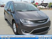 Options:  2017 Chrysler Pacifica Touring-L|Certified.