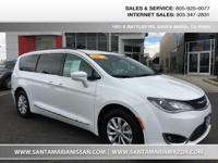 Options:  2017 Chrysler Pacifica Touring-L|Bright White
