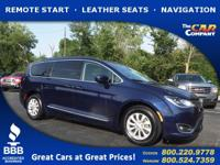 Used 2017 Chrysler Pacifica,  DESIRABLE FEATURES:  a