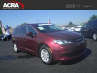 Used Chrysler Pacifica, options include:  Keyless
