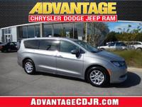 This 2017 is Priced SO LOW!!! A Chrysler Pacifica
