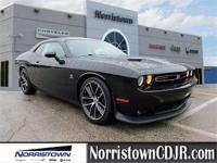 392 scat pack! Automatic transmission! CARFAX