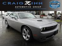 New Arrival! This 2017 Dodge Challenger R/T will sell