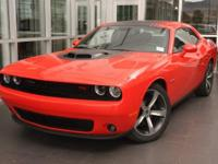 Delivers 23 Highway MPG and 15 City MPG! This Dodge