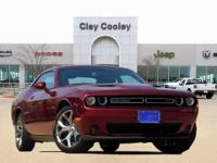 2017 Dodge Challenger R/T 2D Coupe Red RWD HEMI 5.7L V8