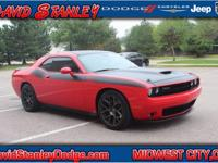 Challenger R/T T/A PACKAGE, 2D Coupe, HEMI 5.7L V8