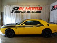 New Price! This 2017 Dodge Challenger R/T in Yellow