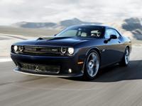 ** 2017 Dodge Challenger in Black AURORA