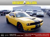 New Price! Clean CARFAX. Yellow Jacket 2017 Dodge