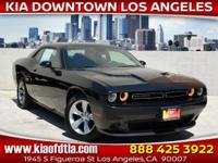 CARFAX One-Owner. Clean CARFAX. Black 2017 Dodge
