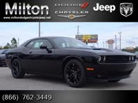 Don't miss this great Dodge! This car offers efficiency