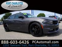CARFAX One-Owner. Clean CARFAX. Granite 2017 Dodge