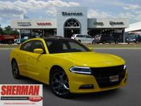 LOW MILES, This 2017 Dodge Charger R/T will sell fast