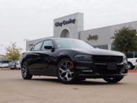 Black. Priced below KBB Fair Purchase Price!2017 Dodge