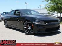CARFAX One-Owner. Pitch Black Clearcoat 2017 Dodge