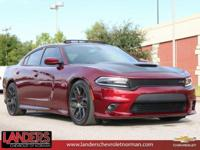 Octane Red Pearlcoat 2017 Dodge Charger R/T 392 RWD