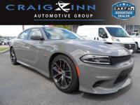 New Arrival! CarFax 1-Owner, This 2017 Dodge Charger