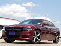 2017 Dodge Charger Torred Clearcoat 8-Speed Automatic