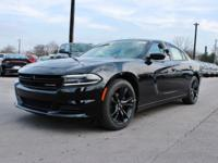 Turn heads in this BRAND NEW bold black 2017 Dodge