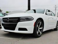 Turn heads in this BRAND NEW bright white 2017 Dodge