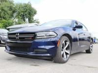 Turn heads in this BRAND NEW true blue 2017 Dodge