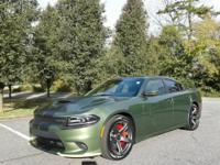 This is a new 2018 Dodge Charger SRT Hellcat in the