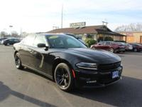 2017 Dodge Charger SXT RWD 8-Speed Automatic 3.6L