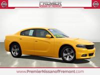 CARFAX One Owner. Clean CARFAX. Yellow 2017 Dodge