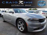 PREMIUM & KEY FEATURES ON THIS 2017 Dodge Charger