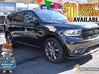 This 2017 Dodge Durango has all you've been looking for