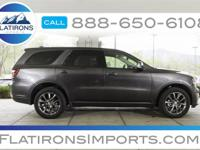 Flatirons Imports is offering this 2017 Dodge Durango