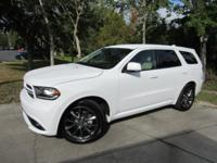 This 2017 Dodge Durango 4dr GT RWD features a 3.6L V6