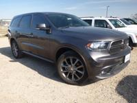 Options:  2017 Dodge Durango Gt|Dare To Compare! This