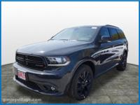 2017 Dodge Durango R/T 4WD.  Options:  10 Speakers|20