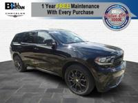 The Dodge Durango was designed to be distinctive and to