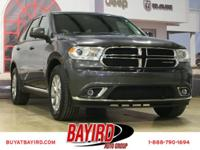Check out this gently-used 2017 Dodge Durango we