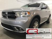 Options:  2017 Dodge Durango Sxt|Gray|2017 Dodge