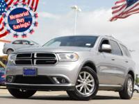 2017 Dodge Durango w/ 3rd Row Seating Billet Metallic