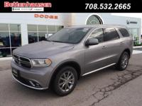 Options:  2017 Dodge Durango Sxt|Gray|A Great Deal In
