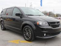 2017 Dodge Grand Caravan GT FWD 6-Speed Automatic 3.6L