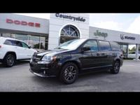 This 2017 Dodge Grand Caravan GT is complete with