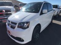 Options:  2017 Dodge Grand Caravan Gt|All Around