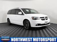 One Owner Clean Carfax Minivan with Navigation!