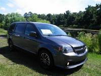 This 2017 Dodge Grand Caravan is Equipped With Standard