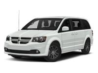 This Dodge Grand Caravan delivers a Regular Unleaded